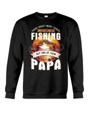 FISHING PAPA Crewneck Sweatshirt thumbnail