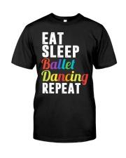 I Love Ballet Classic T-Shirt thumbnail
