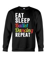I Love Ballet Crewneck Sweatshirt thumbnail