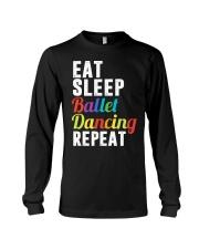 I Love Ballet Long Sleeve Tee thumbnail
