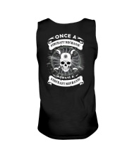 ONCE A AIRCRAFT MECHANIC Unisex Tank thumbnail