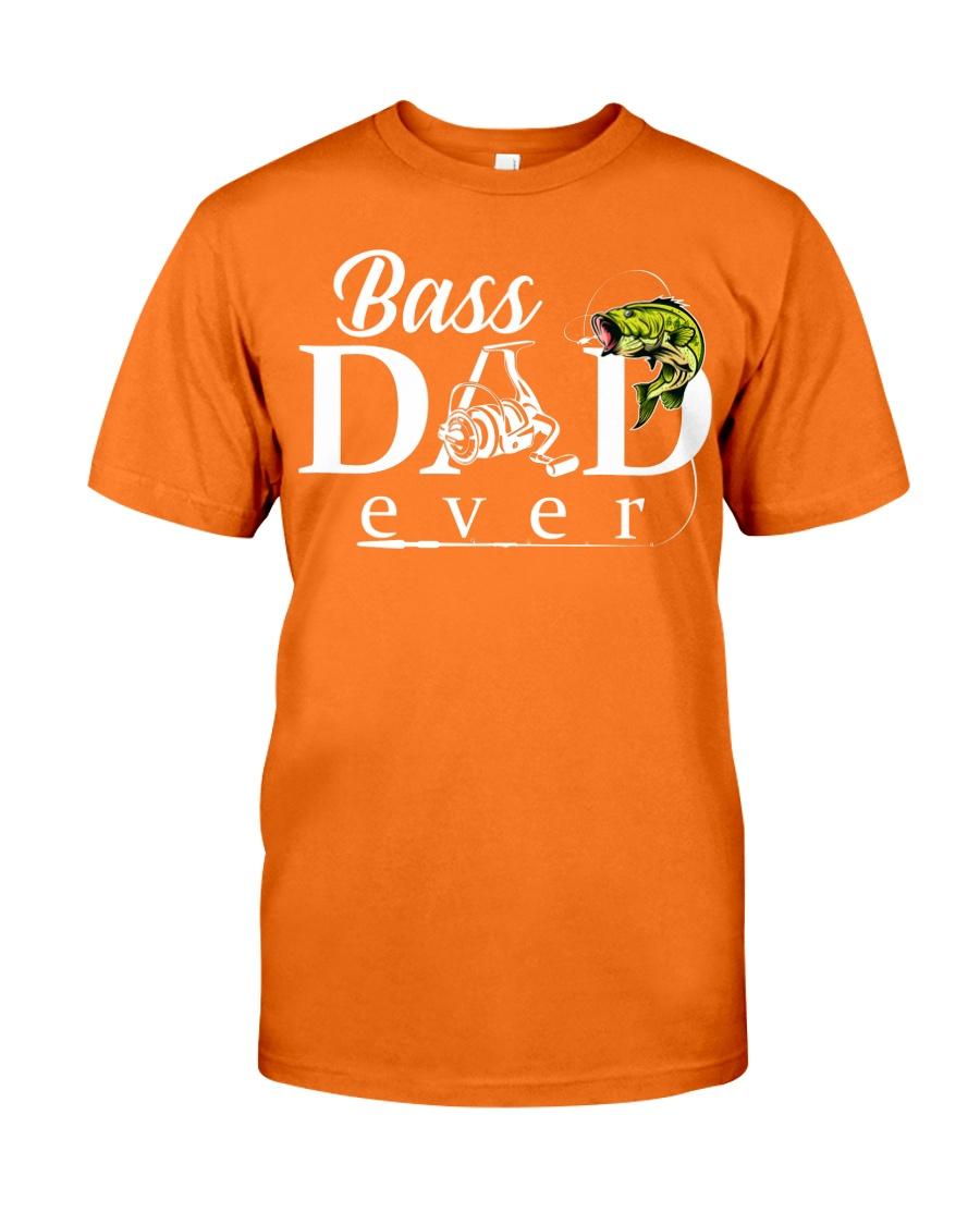 Bass Dad Ever Unisex Tshirt