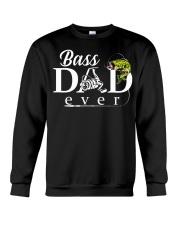 BASS DAD EVER Crewneck Sweatshirt thumbnail