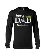 BASS DAD EVER Long Sleeve Tee thumbnail