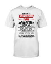 Stubborn Son Premium Fit Mens Tee thumbnail