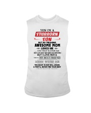 Stubborn Son Sleeveless Tee thumbnail