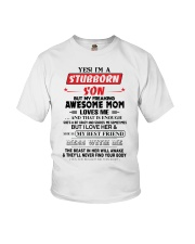 Stubborn Son Youth T-Shirt thumbnail
