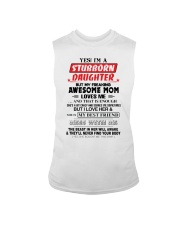 Stubborn Daughter Sleeveless Tee thumbnail
