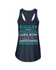 Rigger Ladies Flowy Tank thumbnail