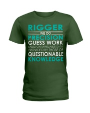 Rigger Ladies T-Shirt thumbnail