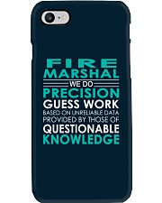 Fire Marshal Phone Case thumbnail