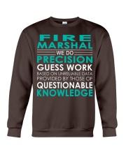 Fire Marshal Crewneck Sweatshirt thumbnail