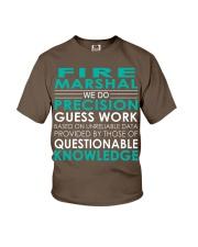 Fire Marshal Youth T-Shirt thumbnail