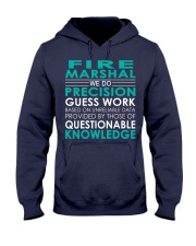 Fire Marshal Hooded Sweatshirt thumbnail