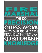 Fire Marshal 11x17 Poster thumbnail