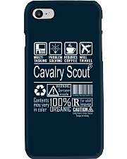 Cavalry Scout Phone Case thumbnail