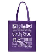 Cavalry Scout Tote Bag thumbnail