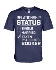 Booker V-Neck T-Shirt thumbnail
