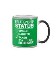 Booker Color Changing Mug thumbnail