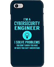 Cybersecurity Engineer Phone Case thumbnail