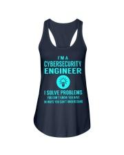 Cybersecurity Engineer Ladies Flowy Tank thumbnail