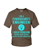 Cybersecurity Engineer Youth T-Shirt thumbnail