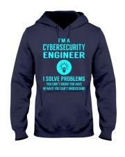 Cybersecurity Engineer Hooded Sweatshirt thumbnail