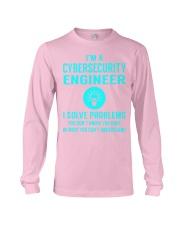 Cybersecurity Engineer Long Sleeve Tee thumbnail