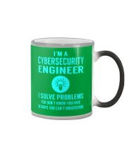 Cybersecurity Engineer Color Changing Mug thumbnail