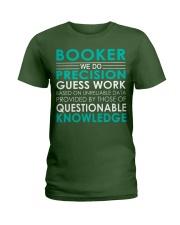 Booker Ladies T-Shirt thumbnail
