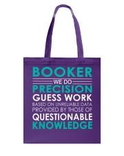 Booker Tote Bag thumbnail