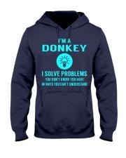 Donkey Hooded Sweatshirt thumbnail