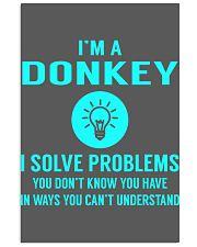 Donkey 11x17 Poster thumbnail