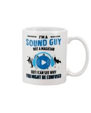 Sound Guy Not Magician Mug thumbnail