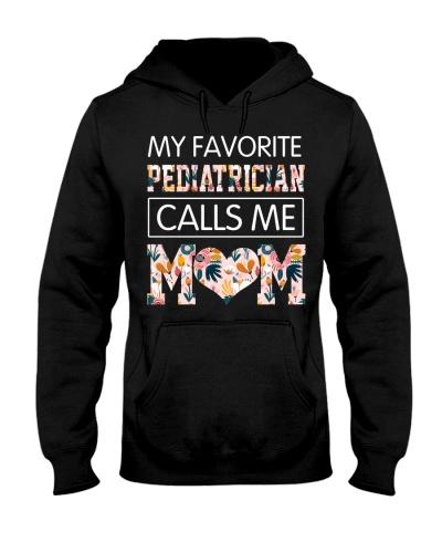 My Favorite Pediatrician Calls Me Mom