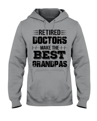 Retired Doctors Make The Best Grandpas