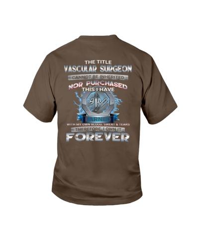 The Title Vascular Surgeon