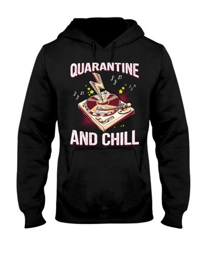 Quarantine and Chill Vinyl