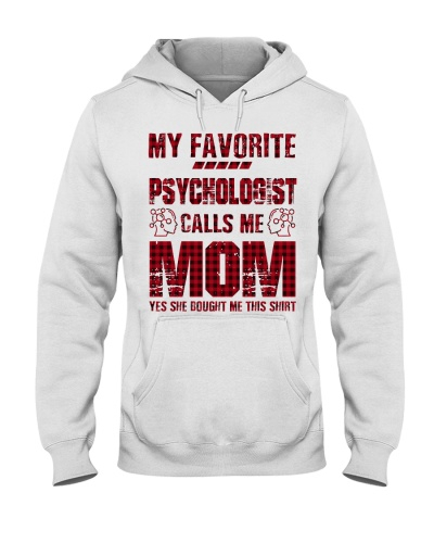 My Favorite Psychologist Calls Me Mom