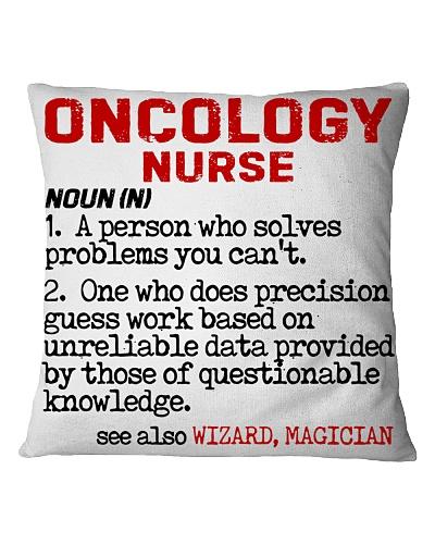 Oncology Nurse Noun