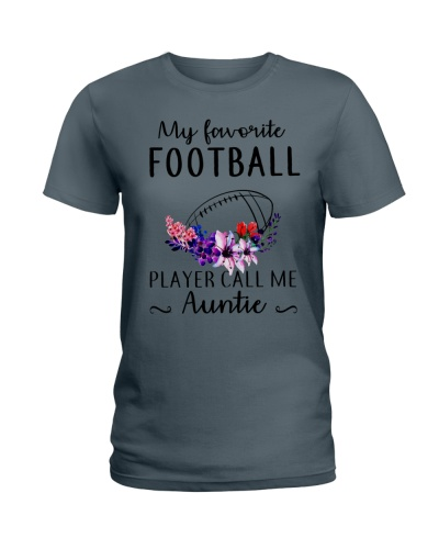 MY FAVORITE FOOTBALL PLAYER CALL ME AUNTIE SH