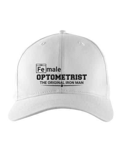Female Optometrist