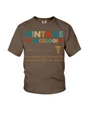 Vintage Gynecologist Knows More Than He Says Youth T-Shirt thumbnail