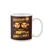 Quarantine and Chill Reel to Reel Mug thumbnail