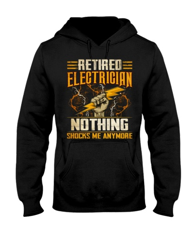 Retired Electrician Nothing Shocks Me