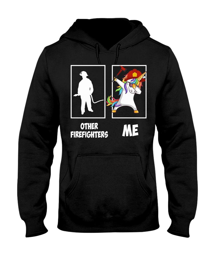 Other Firefighters Me Hooded Sweatshirt