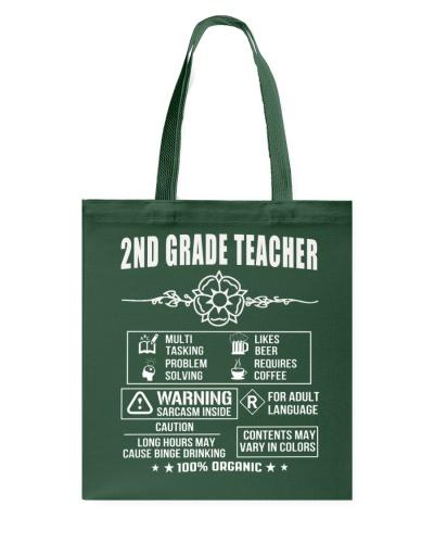 Multi Tasking 2nd Grade Teacher