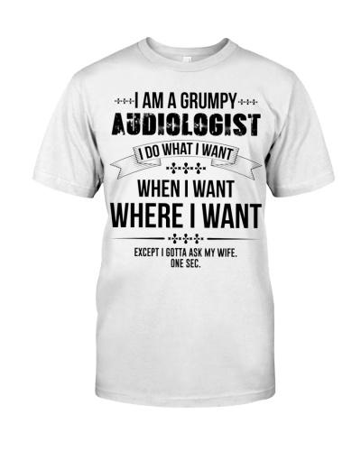 I Am A Grumpy Audiologist
