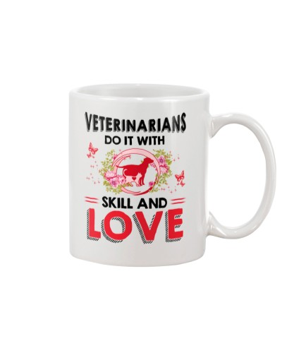 Veterinarians Do It With Skill And Love