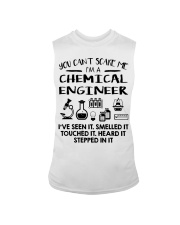 Chemical Engineer You Can't Scare Me Sleeveless Tee thumbnail